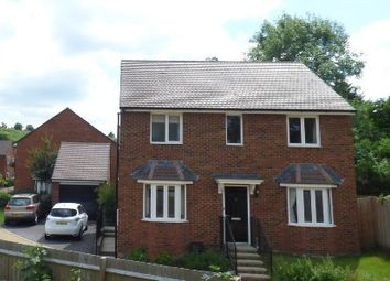 Thumbnail 4 bed detached house for sale in Sanddown Close, High Wycombe