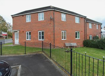 Thumbnail 2 bed flat for sale in Rotherham Road North, Halfway, Sheffield