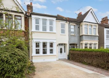 Thumbnail 3 bedroom terraced house for sale in Bellevue Road, Southend-On-Sea