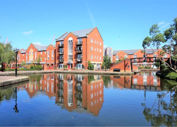 Thumbnail 2 bed flat for sale in Thomas Telford Basin, Manchester