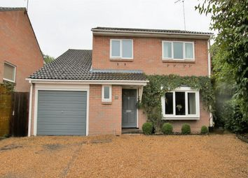 Thumbnail 4 bed detached house for sale in 45 Kestrel Way, Wokingham, Berkshire