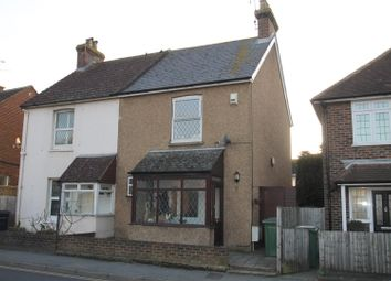Thumbnail 3 bed semi-detached house for sale in Cooden Sea Road, Bexhill-On-Sea