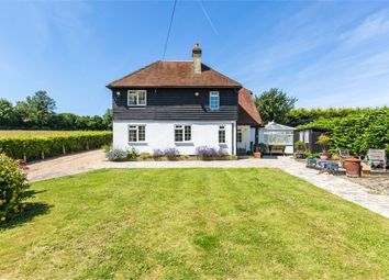 Thumbnail 3 bedroom detached house for sale in Lower Pillory Down, Little Woodcote Estate, Carshalton, Surrey