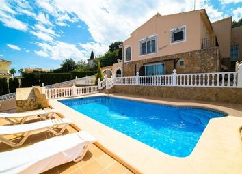 Thumbnail 4 bed villa for sale in Spain, Valencia, Alicante, Moraira