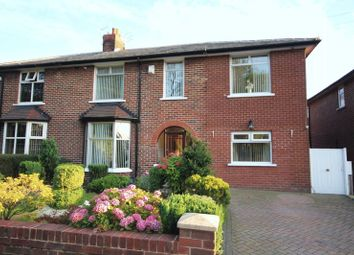 Thumbnail 5 bed semi-detached house for sale in Bury Road, Bamford, Rochdale