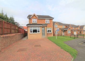 Thumbnail 3 bed detached house for sale in Kirkwood Place, Coatbridge