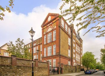 Thumbnail 2 bed flat for sale in Batchelor Street, Islington