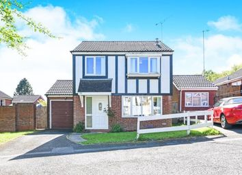 Thumbnail 3 bedroom detached house for sale in Redstone Close, Church Hill North, Redditch, Worcestershire