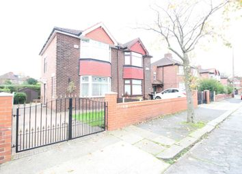 Thumbnail 2 bed semi-detached house for sale in Belford Road, Stretford, Manchester