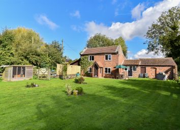 Thumbnail 4 bed detached house for sale in Broadgate, Wrangle, Boston