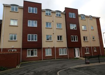 Thumbnail 1 bedroom flat for sale in 37, White Swan Close, Killingworth, Newcastle Upon Tyne, Tyne And Wear