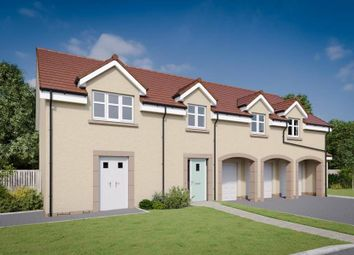 "Thumbnail 3 bedroom mews house for sale in ""The Mews"" at Newmills Road, Balerno"