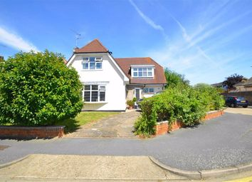 Thumbnail 4 bed detached house for sale in Ladram Road, Southend-On-Sea