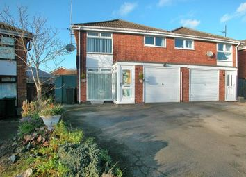 Thumbnail 3 bed semi-detached house for sale in Sandon Crescent, Neston, Cheshire