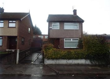 Thumbnail 3 bed detached house for sale in Lilley Road, Liverpool, Merseyside