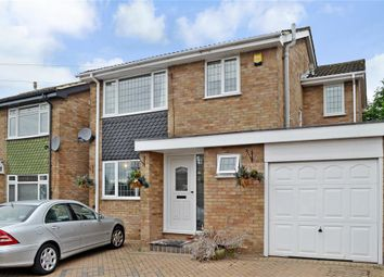 Thumbnail 3 bed detached house for sale in Rowland Crescent, Chigwell, Essex
