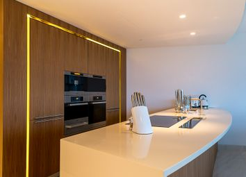 Thumbnail 3 bed flat to rent in St George Wharf, London