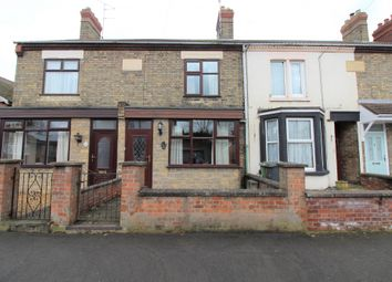 Thumbnail 3 bed terraced house for sale in Fairfield Road, Fletton, Peterborough
