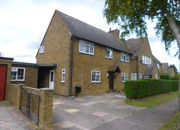 Thumbnail 4 bed semi-detached house for sale in Welham Close, Welham Green, Herts