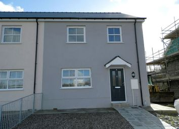 3 bed terraced house for sale in Heol Dewi, Newcastle Emlyn SA38
