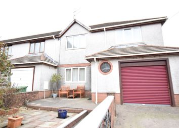Thumbnail 5 bed semi-detached house for sale in Derwen Close, Cefn Road, Blackwood
