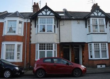 Thumbnail 4 bed terraced house to rent in Ashburnham Road, Abington, Northampton