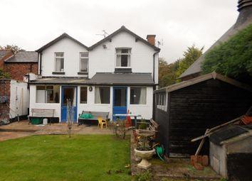 Thumbnail 3 bedroom semi-detached house for sale in Station Road, Rossett, Wrexham