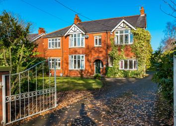 Thumbnail 5 bed detached house for sale in Moor Road, Croston, Leyland