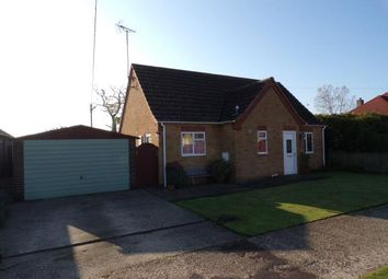 Thumbnail 2 bed bungalow for sale in Outwell, Norfolk