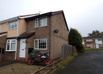 Thumbnail 2 bed terraced house for sale in Lambton Court, Bedlington