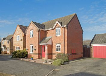 Thumbnail 3 bed detached house to rent in Marigold Close, Stamford