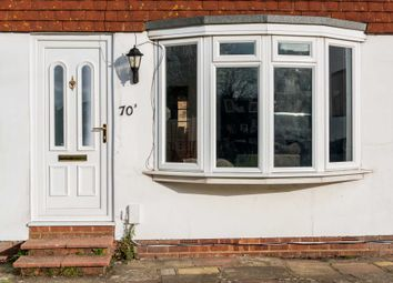 Thumbnail 3 bedroom end terrace house for sale in Dominion Road, Broadwater, Worthing