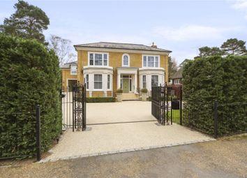 Thumbnail 5 bed property for sale in Beechwood Avenue, Weybridge, Surrey
