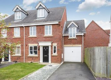 Thumbnail 4 bedroom semi-detached house for sale in Siskin Drive, Hayden, Cheltenham, Gloucestershire