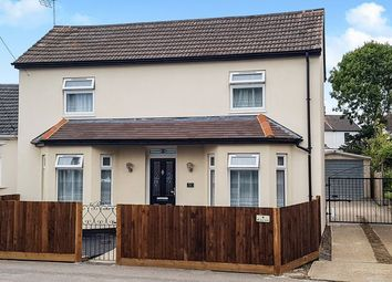 Thumbnail 4 bed detached house for sale in Lower Farnham Road, Aldershot