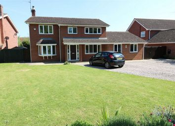Thumbnail Detached house for sale in Woodbank, Deeping St Nicholas, Market Deeping, Lincolnshire