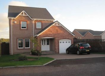 Thumbnail 4 bedroom detached house to rent in Black Devon Place, Inchture, Perthshire