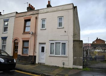 Thumbnail 2 bed end terrace house for sale in Saxton Street, Gillingham