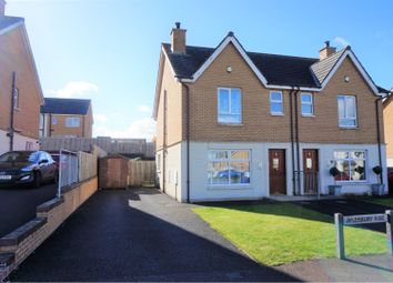 Thumbnail 3 bed semi-detached house for sale in Aylesbury Rise, Newtownabbey