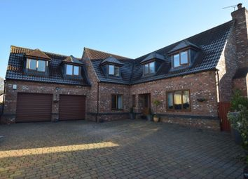 Thumbnail 4 bedroom detached house for sale in Blackthorn Court, South Hykeham, Lincoln