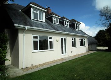 Thumbnail 5 bed detached house for sale in Sclerder Lane, Talland, Nr Looe, Cornwall.