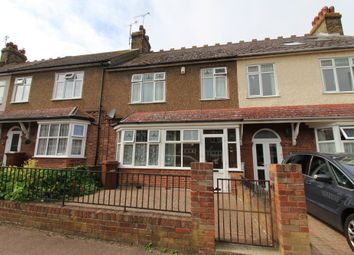 Thumbnail 3 bed terraced house for sale in Montrose Avenue, Kent ME57Hu