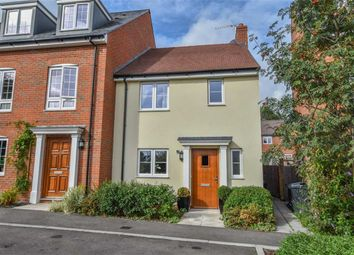 Thumbnail 3 bed end terrace house for sale in Clements Close, Puckeridge, Hertfordshire