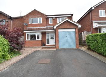 Thumbnail 4 bed detached house for sale in Waterside, Droitwich