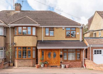 Thumbnail 5 bedroom semi-detached house for sale in Stratton Gardens, Luton
