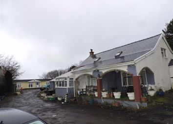 Thumbnail Detached bungalow for sale in Black Lion Road, Gorslas, Llanelli