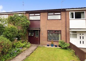Thumbnail 3 bed terraced house for sale in Peveril Walk, Macclesfield, Cheshire