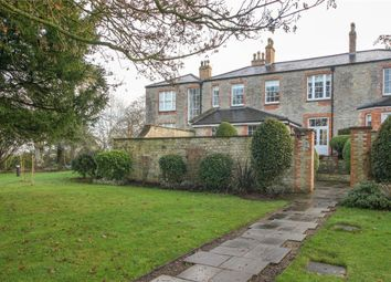 Thumbnail 2 bed terraced house for sale in 4 Badgworth Court, Badgworth, Somerset