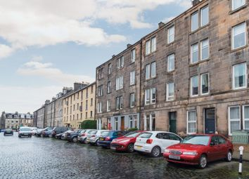 Thumbnail 2 bed flat for sale in Pitt Street, Bonnington, Edinburgh