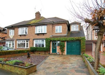 Thumbnail 4 bed semi-detached house for sale in The Green, Hayes, Bromley, Kent